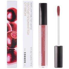 KORRES Morello Voluminous Lipgloss 23 Natural Purple με Εξαιρετική Λάμψη & Γεμάτο Χρώμα