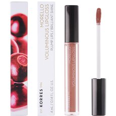 KORRES Morello Voluminous Lipgloss 31 Bronze Nude με Εξαιρετική Λάμψη & Γεμάτο Χρώμα