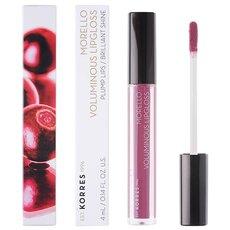 KORRES Morello Voluminous Lipgloss 27 Berry Purple με Εξαιρετική Λάμψη & Γεμάτο Χρώμα