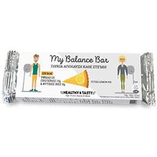 POWER HEALTH My Balance Bar με Γεύση Lemon Pie, 35g