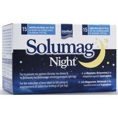 INTERMED Solumag Night, 15x10ml