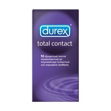DUREX Προφυλακτικά Total Contact 6 τεμαχια, fig. 1