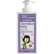 FREZYDERM Sensitive Kids Shampoo for Girls 200ml, fig. 1