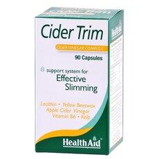 HEALTH AID Cider Trim (Cider Vinegar Complex) 90Caps, fig. 1