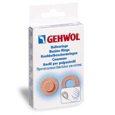 Gehwol Bunion Ring Round 6 τεμάχια Στρογγυλός προστατευτικός δακτύλιος για τα κότσια, fig. 1