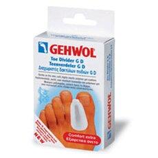 Gehwol Toe Divider GD 3 τεμάχια Διαχωριστής δακτύλων ποδιού GD, fig. 1