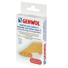 Gehwol Toe Pad Cushion G1 τεμάχιο Προστατευτικό κέλυφος G για τα μικρά δάκτυλα, fig. 1
