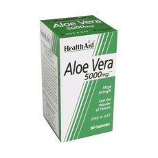 HEALTH AID Aloe Vera 5000mg 30Caps, fig. 1