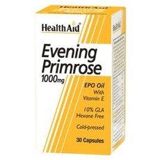 HEALTH AID Evening Primrose Oil 1000mg 30Caps, fig. 1