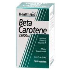 HEALTH AID Beta Carotene 23000 i.u. 30Caps, fig. 1