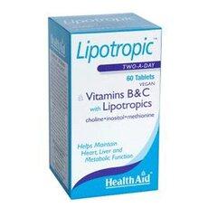 HEALTH AID Lipotropics B & C 60Tabs, fig. 1