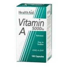 HEALTH AID Vitamin A 5000i.u. 100Caps, fig. 1