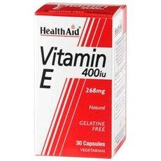 HEALTH AID Vitamin E 400iu 30Caps, fig. 1