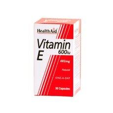 HEALTH AID Vitamin E 600iu 60Caps, fig. 1