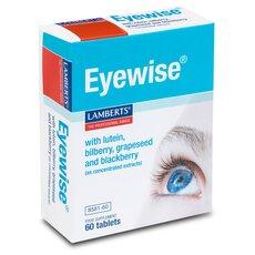 LAMBERTS Eyewise Διατήρηση της Φυσιολογικής Όρασης 60 Tablets