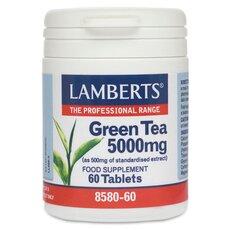 LAMBERTS Green Tea 5000mg Πράσινο Τσάι 60 Tablets