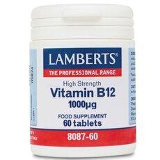 LAMBERTS Vitamin B12 1000μg 60 tablets, fig. 1