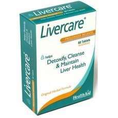 HEALTH AID Livercare 60Tabs, fig. 1