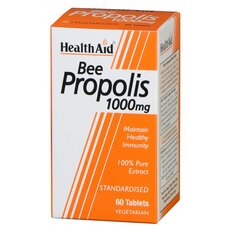 HEALTH AID Propolis 1000mg 60Tabs, fig. 1
