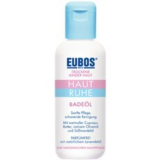 Eubos Baby bath oil Ελαιώδες Αφρόλουτρο 125ml, fig. 1