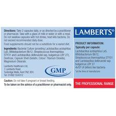 LAMBERTS Probioguard Προβιοτικά 60 Κάψουλες, fig. 2