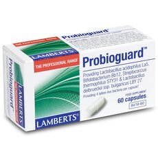 LAMBERTS Probioguard Προβιοτικά 60 Κάψουλες