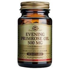 Solgar Evening Primrose Oil 500mg Εμμηνόπαυση 30 Softgels, fig. 1