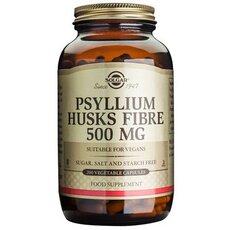 Solgar Psyllium Husks Fibre Φυτικές Ίνες 200 Capsules, fig. 1