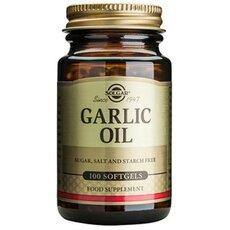 Solgar Garlic Oil , 100 Softgels, fig. 1