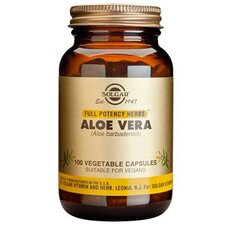 Solgar Aloe Vera, 100 Vegetable Capsules, fig. 1