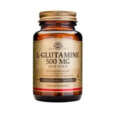 Solgar L-Glutamine, 500mg, fig. 1