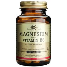 Solgar Magnesium with Vitamin B6 , 100 Tablets, fig. 1