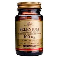 Solgar Selenium 100μg Σελήνιο 100 Tablets, fig. 1