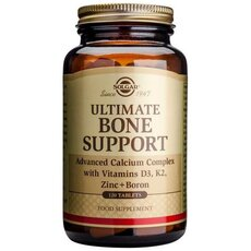 Solgar Ultimate Bone Support Οστεοπόρωση 120 Tablets, fig. 1