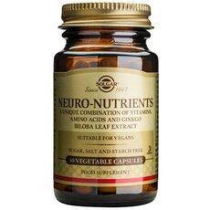 Solgar Neuro Nutrients 30 Vegetable Capsules, fig. 1