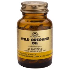 Solgar Wild Oregano Oil , 60 Softgels, fig. 1