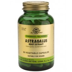 Solgar Astragalus Root Extract, 60 Vegetable Capsules, fig. 1