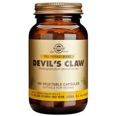 Solgar Devil's Claw Root Extract , 60 Vegetable Capsules, fig. 1