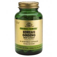 Solgar Korean Ginseng Root Extract , 50 Vegetable Capsules, fig. 1