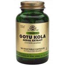 Solgar Gotu Kola Aerial Extract , 100 Vegetable Capsules, fig. 1