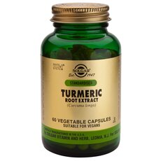 Solgar Turmeric Root Extract Προστασία Ήπατος 60 Capsules, fig. 1