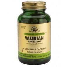 Solgar Valerian Root Extract Στρές - Αϋπνία 60 Capsules, fig. 1