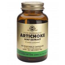 Solgar Artichoke Leaf Extract , 60 Vegetable Capsules, fig. 1