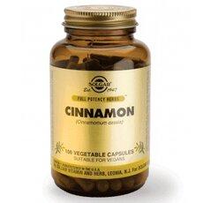 Solgar Cinnamon , 100 Vegetable Capsules, fig. 1