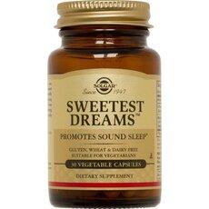 Solgar Sweetest Dreams , 30 Vegetable Capsules, fig. 1