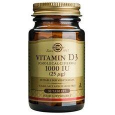 Solgar Vitamin D3 1000IU 90 Tablets, fig. 1