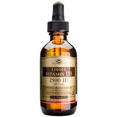 Solgar Vitamin D3 2500 IU Liquid 59ml, fig. 1