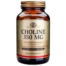Solgar Choline 350mg ,100 Vegetable Capsules, fig. 1