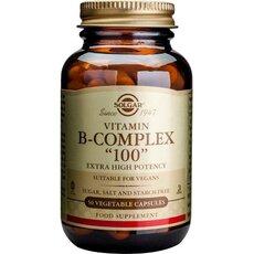 Solgar Formula B100 Complex , 50 Vegetable Capsules, fig. 1