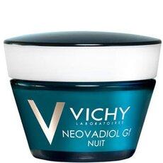 VICHY Neovadiol GF Κρέμα Νυκτός Αναδόμησης των Ιστών της Επιδερμίδας, 50ml